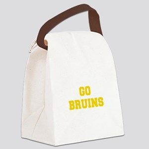 Bruins-Fre yellow gold Canvas Lunch Bag