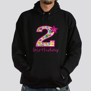2nd Birthday Hoodie (dark)