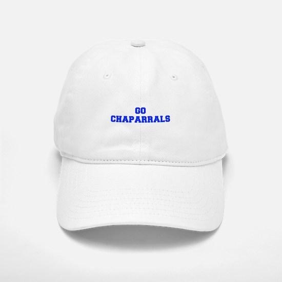 Chaparrals-Fre blue Baseball Baseball Baseball Cap