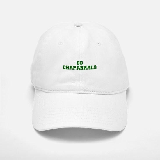 Chaparrals-Fre dgreen Baseball Baseball Baseball Cap