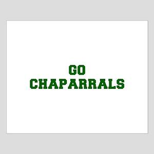 Chaparrals-Fre dgreen Posters