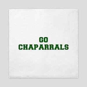 Chaparrals-Fre dgreen Queen Duvet
