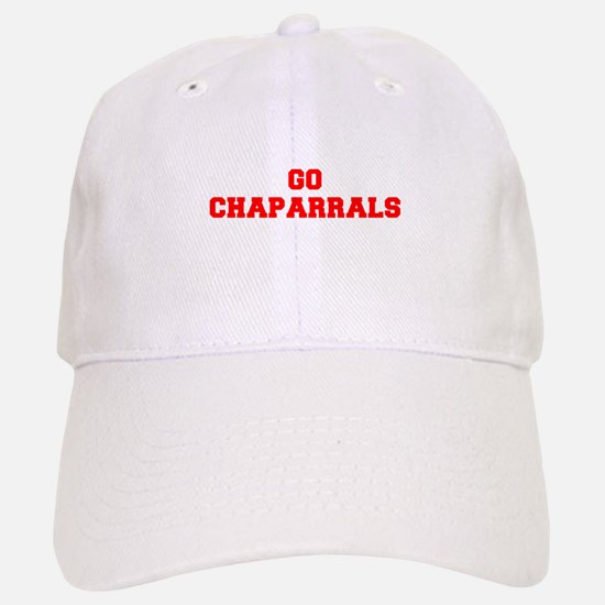CHAPARRALS-Fre red Baseball Baseball Baseball Cap