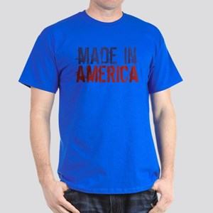 Made In America Dark T-Shirt