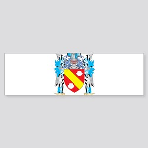 Perazzi Coat of Arms - Family Crest Bumper Sticker