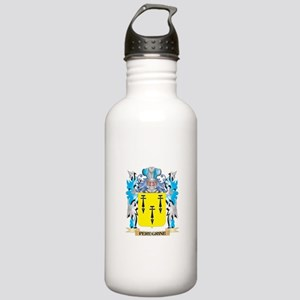 Peregrine Coat of Arms Stainless Water Bottle 1.0L