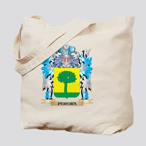 Pereira Coat of Arms - Family Crest Tote Bag