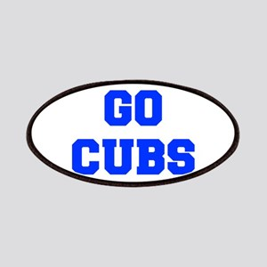 Cubs-Fre blue Patch