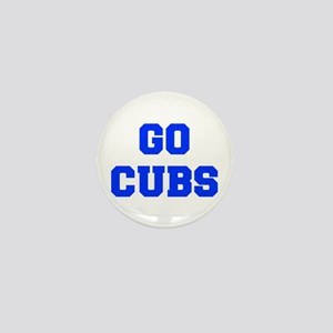 Cubs-Fre blue Mini Button
