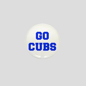 Cubs-Fre blue Mini Button