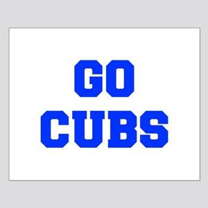Cubs-Fre blue Posters