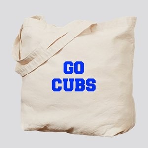 Cubs-Fre blue Tote Bag
