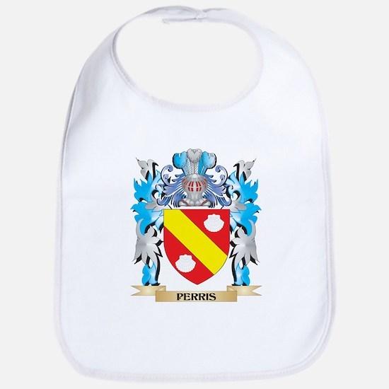 Perris Coat of Arms - Family Crest Bib