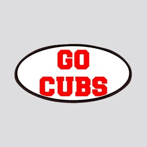 CUBS-Fre red Patch