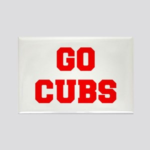 CUBS-Fre red Magnets