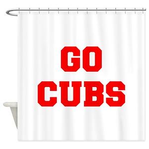 Baseball Softball Shower Curtains