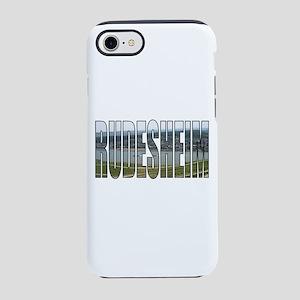 Rudesheim iPhone 7 Tough Case
