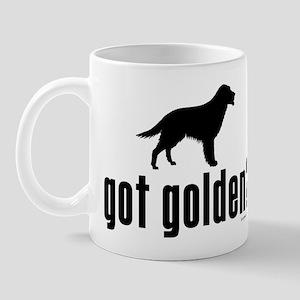 got golden? Mug