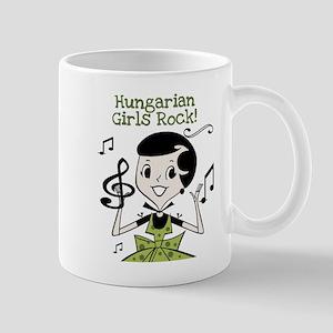 Hungarian Girls Rock Mug