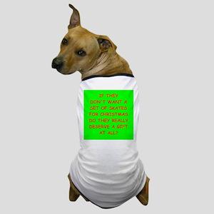 skates Dog T-Shirt