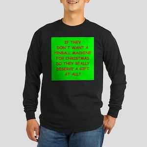 pinball Long Sleeve T-Shirt