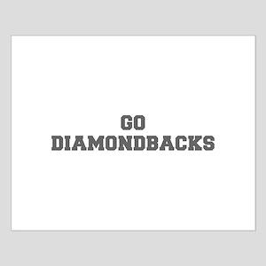 DIAMONDBACKS-Fre gray Posters