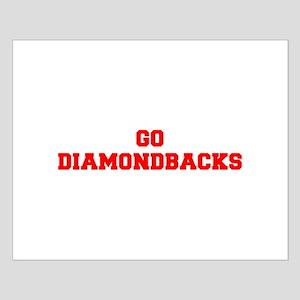 DIAMONDBACKS-Fre red Posters