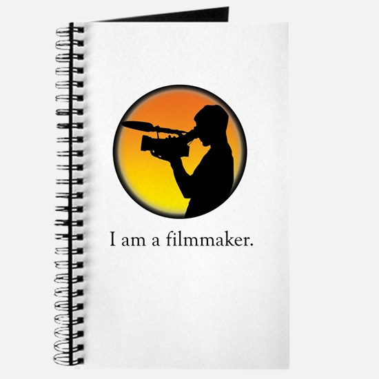 i am a filmmaker Journal