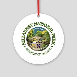 Killarney National Park Round Ornament