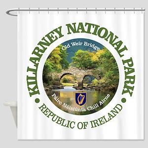 Killarney National Park Shower Curtain