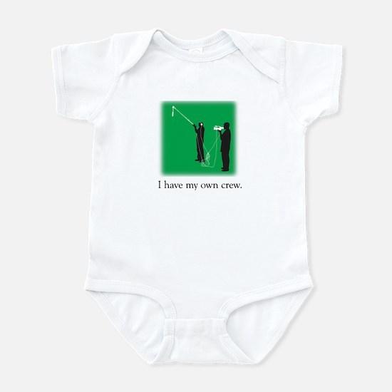 Have my own crew Infant Bodysuit