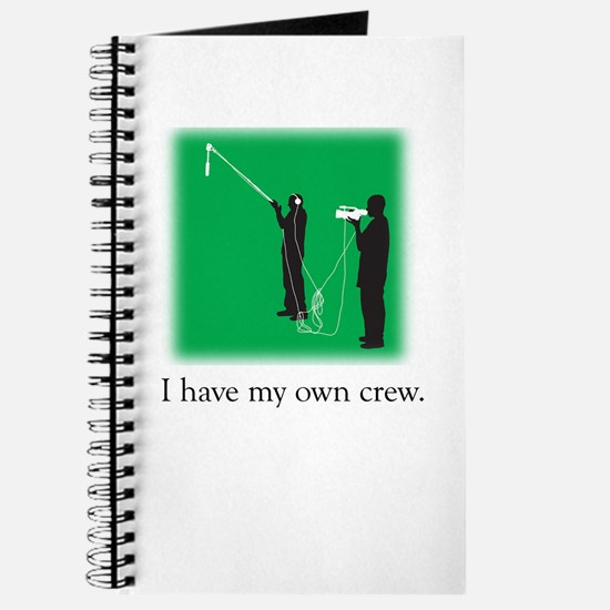 Have my own crew Journal