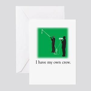 Have my own crew Greeting Cards (Pk of 10)