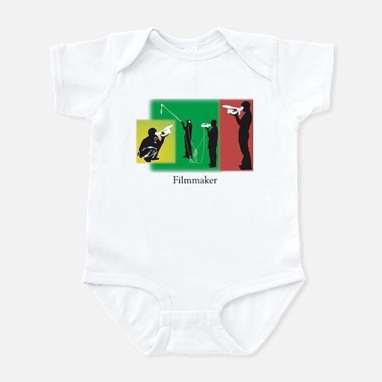 Filmmaker Infant Bodysuit
