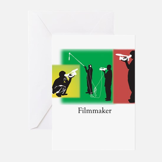 Filmmaker Greeting Cards (Pk of 10)