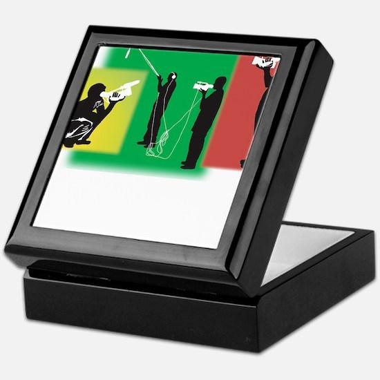Plain Video Keepsake Box