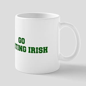Fighting Irish-Fre dgreen Mugs