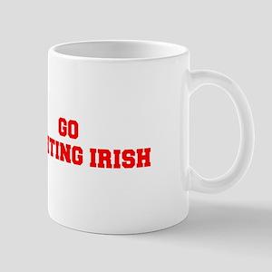 FIGHTING IRISH-Fre red Mugs