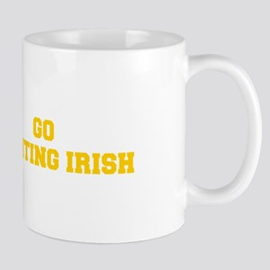 Fighting Irish-Fre yellow gold Mugs