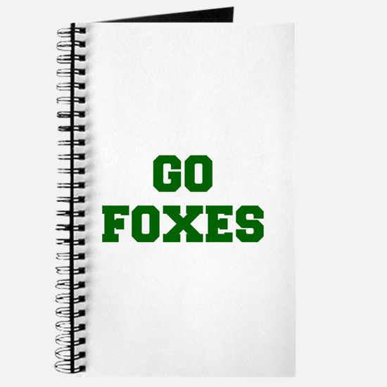 Foxes-Fre dgreen Journal