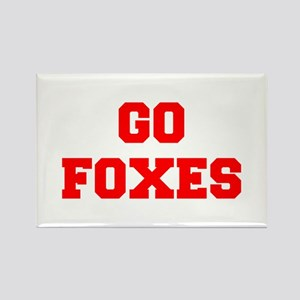 FOXES-Fre red Magnets