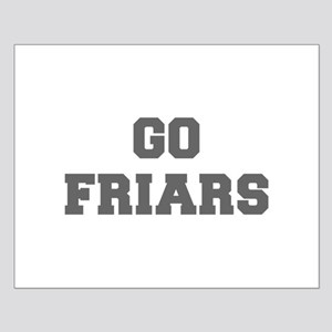 FRIARS-Fre gray Posters
