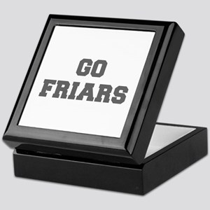 FRIARS-Fre gray Keepsake Box