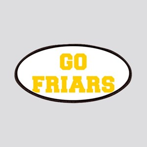 Friars-Fre yellow gold Patch