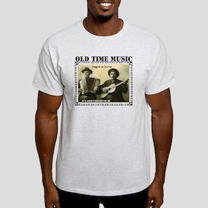 Old Time Music Light Men's T-Shirt