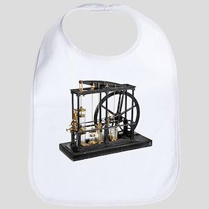 Steam Engine Bib