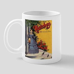 Natchez Belle Mug