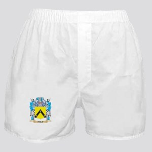 Philip Coat of Arms - Family Crest Boxer Shorts