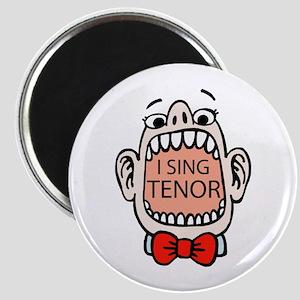 I Sing Tenor Magnet