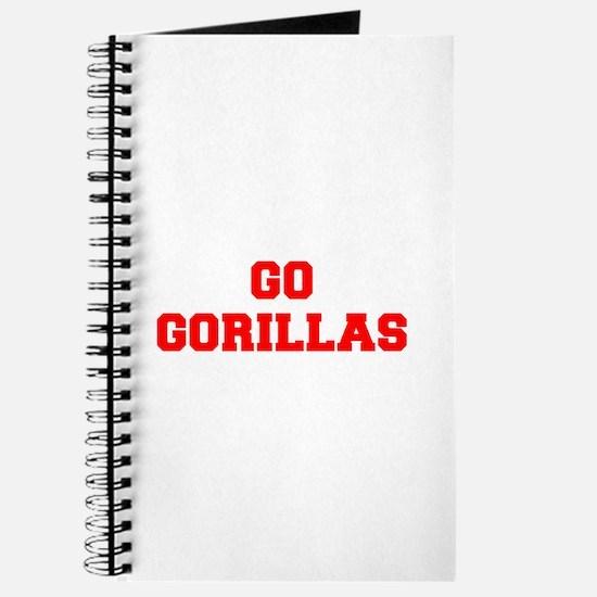 GORILLAS-Fre red Journal
